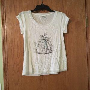 Disney Cinderella Lauren Conrad shirt size XS